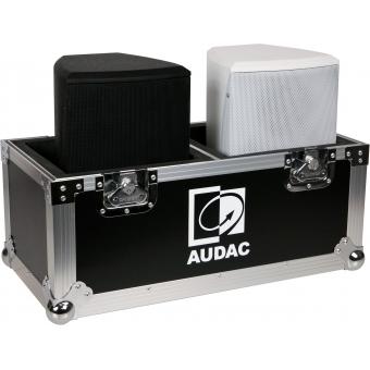 FCLS06 - flight case for 2 x xeno6 loudspeaker #2