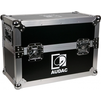 FCLS06 - flight case for 2 x xeno6 loudspeaker