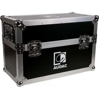 FCLS08 - flight case for 2 x xeno8 / vexo8 loudspeaker