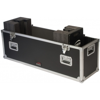 "FCP400MK2 - Flightcase - Flatscreen - Up To 48"" Incl. Wheels #2"
