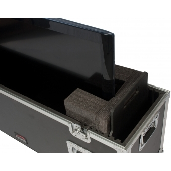 "FCP400MK2 - Flightcase - Flatscreen - Up To 48"" Incl. Wheels #3"
