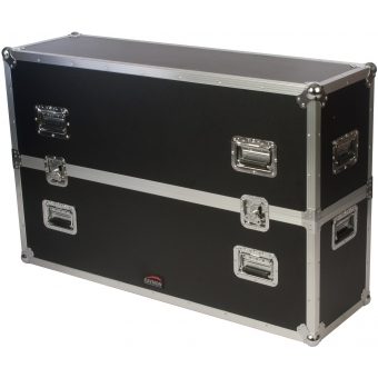 "FCP400MK2 - Flightcase - Flatscreen - Up To 48"" Incl. Wheels #1"
