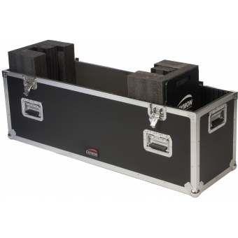 "FCP500MK2 - Flightcase for 40"" - 50"" screens - MKII design, wheels included #2"