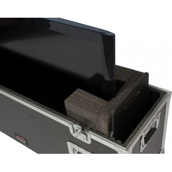 "FCP500MK2 - Flightcase for 40"" - 50"" screens - MKII design, wheels included #3"