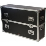 "FCP500MK2 - Flightcase for 40"" - 50"" screens - MKII design, wheels included"