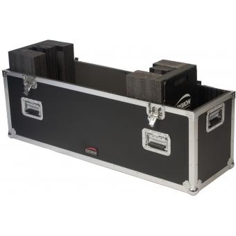"FCP600MK2 - Flightcase for 50"" -  65"" screens - MKII, wheels included #2"