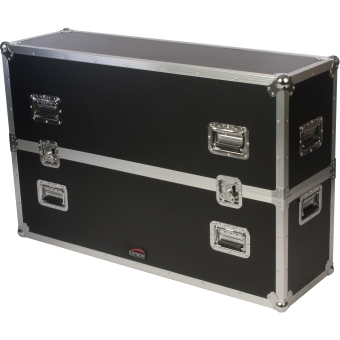 "FCP600MK2 - Flightcase for 50"" -  65"" screens - MKII, wheels included"