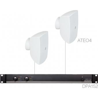 FESTA4.2 - SMALL FOREGROUND SET 2X ATEO4 + DPA152 - White version #2