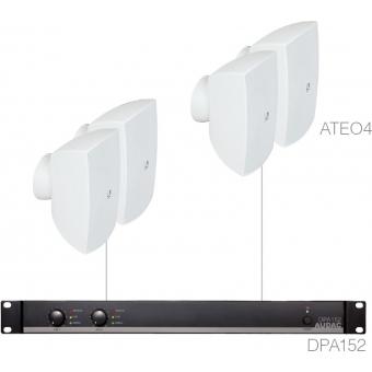 FESTA4.4 - SMALL FOREGROUND SET 4X ATEO4 + DPA152 - White version #2