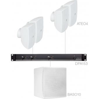 FESTA4.5 - SMALL FOREGROUND SET 4X ATEO4 + BASO10 & DPA153 - White version #2