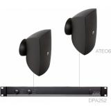 FESTA6.2 - SMALL FOREGROUND SET 2X ATEO6 + DPA252 - Black version