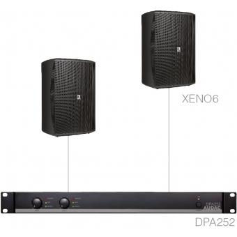 FESTA7.2 - MEDIUM FOREGROUND SET 2X XENO6 + DPA252 - Black version