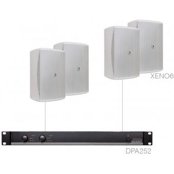 FESTA7.4 - MEDIUM FOREGROUND SET 4X XENO6 + DPA252 - Black version #2