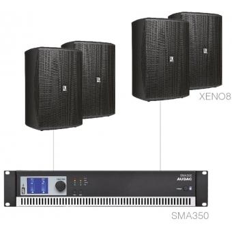 FESTA8.4/B - Medium Foreground Set 4x Xeno8 + Sma350 - Black