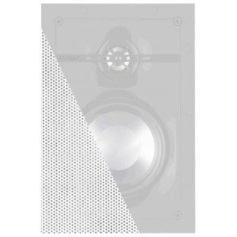 GLM05/W - Front Grill For Mero5 - Ral9003 - White