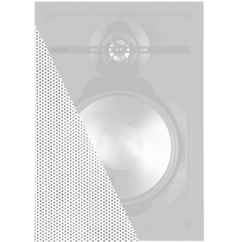GLM06/W - Front Grill For Mero6 - Ral9003 - White
