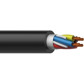 LS425/1 - Speaker Cable Bc Round -4x2.5mm² - 100m