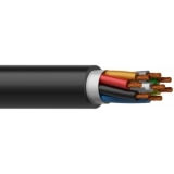 LS825/1 - Speaker Cable Bc Round -8x2.5mm² - 100m