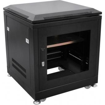 ROADINGER Steel Cabinet SRT-19, 6U with door