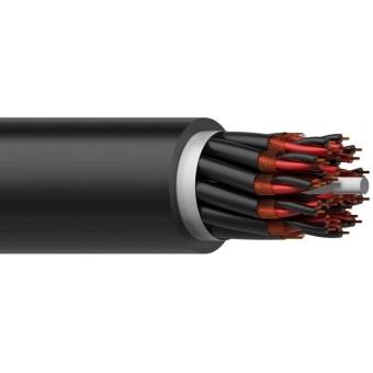 MCM116 - Signal Multi-core Balancedcable 16 Pairs - 1m