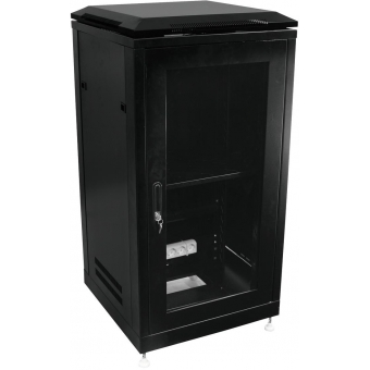 ROADINGER Steel Cabinet SRT-19, 20U with Door
