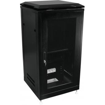 ROADINGER Steel Cabinet SRT-19, 20U with Door