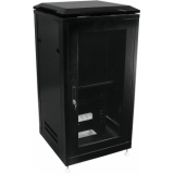 ROADINGER Steel Cabinet SRT-19, 28U with Door