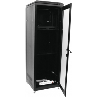 ROADINGER Steel Cabinet SRT-19, 35U with Door #1