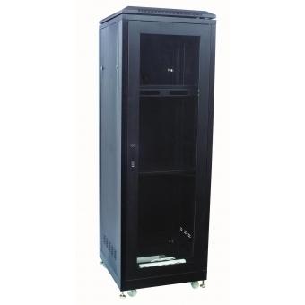 ROADINGER Steel Cabinet SRT-19, 40U with Door #3