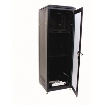 ROADINGER Steel Cabinet SRT-19, 40U with Door #4