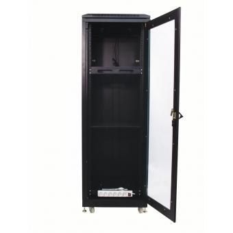ROADINGER Steel Cabinet SRT-19, 40U with Door #5