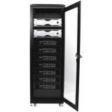 ROADINGER Steel Cabinet SRT-19, 40U with Door