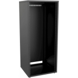 "PR227/B - 19"" Rack Cabinet - 27 Unit - 500 Mm - Flat Down  - Black"