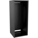 "PR227/B - 19"" rack cabinet - 27 units - 500mm depth - Black"