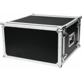 ROADINGER Effect Rack CO DD, 6U, 24cm deep, black