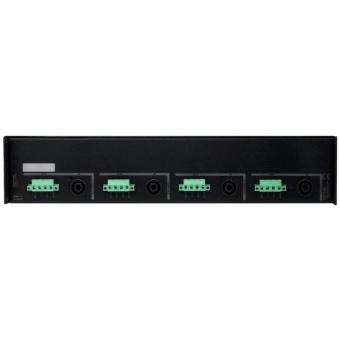 Q4TR/D - Transformer unit for quad-channel power amplifier - Transformer unit 4 x 600 w - 100v with netw for d-class amps