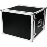 ROADINGER Effect Rack CO DD, 8U, 24cm deep, black
