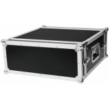 ROADINGER Effect Rack CO DD, 4U, 38cm deep, black