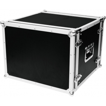 ROADINGER Effect Rack CO DD, 8U, 38cm deep, black