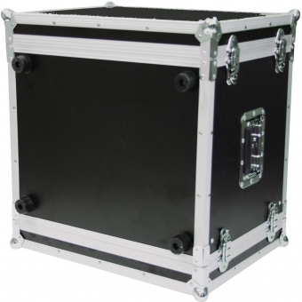 ROADINGER Effect Rack CO DD, 8U, 38cm deep, black #4