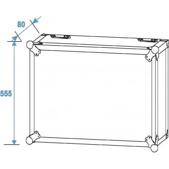 ROADINGER Rack Profi 10U 45cm #6