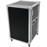 ROADINGER Rack Profi 15U 45cm with wheels