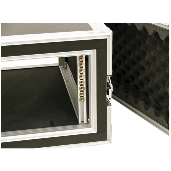 ROADINGER Amplifier Rack SP-2, 4U, shock-proof #4