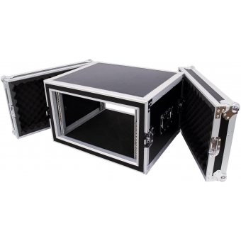ROADINGER Amplifier Rack SP-2, 6U, shock-proof #5