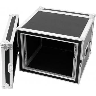 ROADINGER Amplifier Rack SP-2, 8U, shock-proof