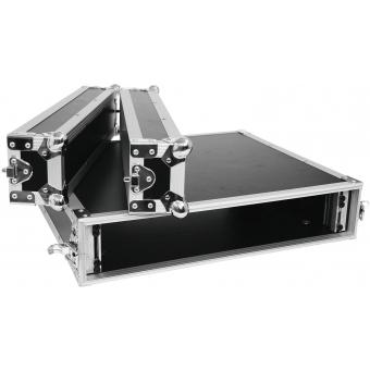 ROADINGER Amplifier Rack PR-1, 2U, 47cm deep #3