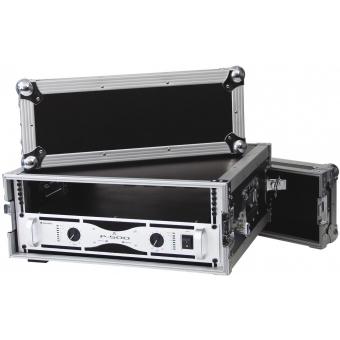 ROADINGER Amplifier Rack PR-2, 4U, 47cm deep #7