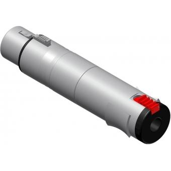 VC110-P - Adapter Xlr Female - Jackfemale Stereo - 25 Pcs Pack