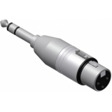 VC120 - Adapter - XLR female - 6.3 mm Jack male stereo - Adapter