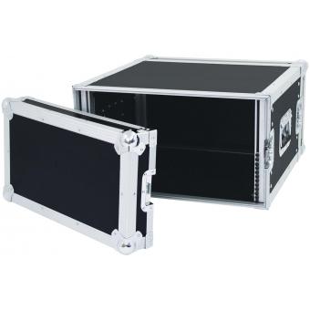 ROADINGER Amplifier Rack PR-2, 6U, 47cm deep #3